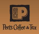 go to Peet's Coffee and Tea
