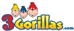 go to 3Gorillas.com