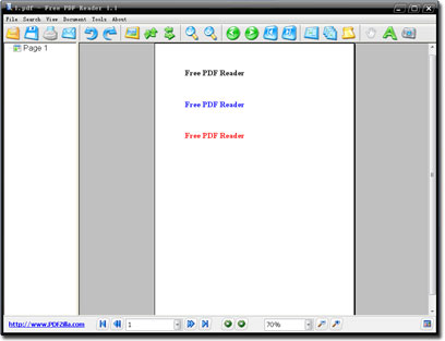 FREE PDF READER TO EBOOK